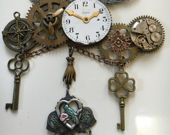 Steam Punk Conglomeration