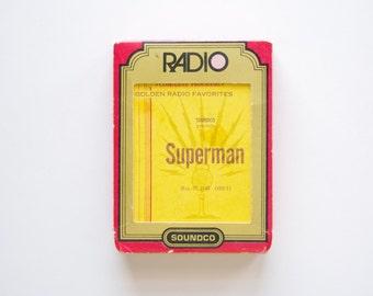 Superman 8 Track - Golden Radio Favorites - Mar. 27, 1945
