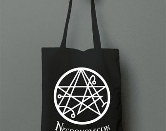 Necronomicon Tote Bag