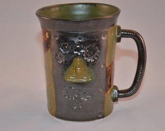 Celtic Steampunk Mug