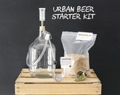 Urban Beer Starter Kit & 1 Grain Recipe Kit