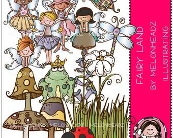 Fairy clip art - Fairy Land - COMBO PACK