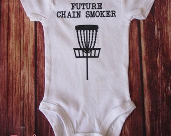 Disc Golf baby gift