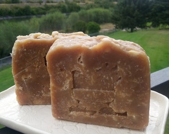 Pumpkin lager scented beer soap bar, housewarming gift,  beer soap, shower soap,  bath soap, body soap