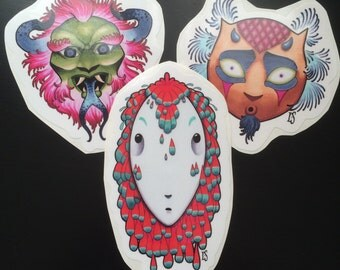 Sticker & Patch Set