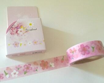 Pink Sakura Boxed Washi Tape
