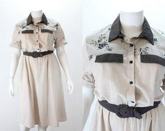 Plus Size Dress - 48 Inch Bust