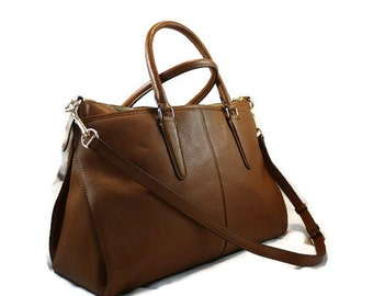Leather Camera Bag   Coach Camera Bag     Ladies DSLR Bag LAST ONE!