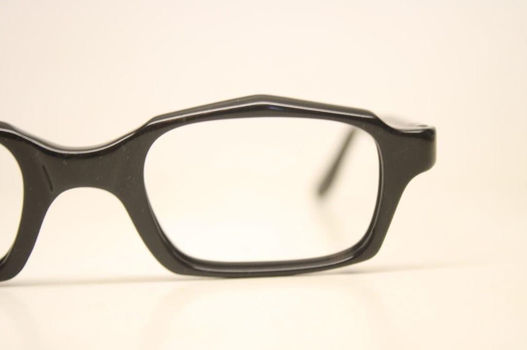 Vintage Eyeglass Frames Prescription Lenses : Vintage Eyeglass Frames Retro Eyeglasses 1970s vintage