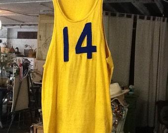 Vintage Sleeveless Jersey