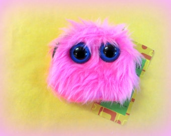 Furry Monster Coin Purse