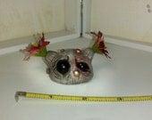 SMalL XS Weedlings - fantasy creature sculpture custum Home Decor SML/XS art object