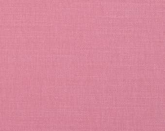 pink linen upholstery fabric solid color heavyweight linen for furniture light pink linen pillow headboard curtain fabric by the yard