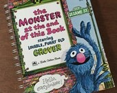2016-17 Academic Calendar Planner The Monster at the End of this Book  Little Golden Book OR Other LGB