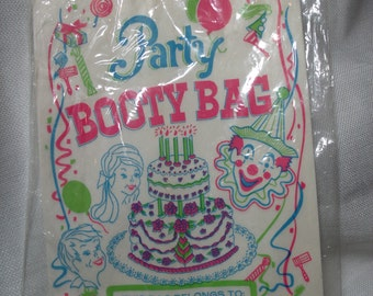 Vintage Party Loot Bags