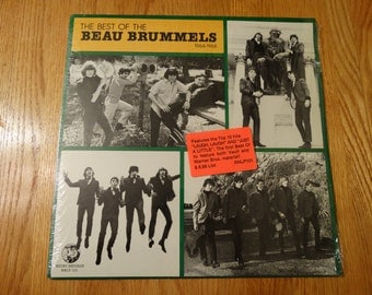 The Best of The Beau Brummels 1964-1968 Vinyl record Album Laugh Just A Little Magic Hollow Turn Around Are You Happy