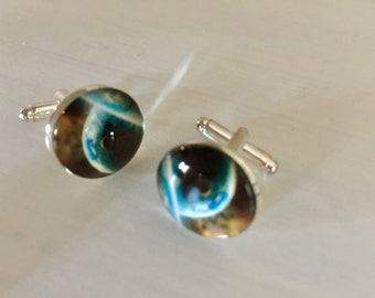 Nebulus cuff links