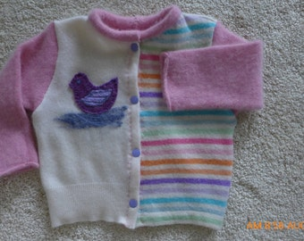 Infant  Cashmere Wool  Sweater
