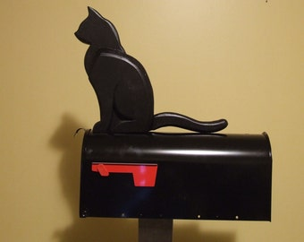 Black Cat Mailbox 2 - Banksville79 Exclusive