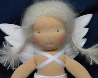 Waldorf doll angel 12 inch