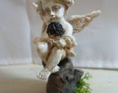"Fairy garden ""Statues"" or accessories Sale is for one item please choose."