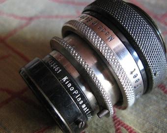 Meyer Gorlitz Kino Plasmat 25mm f 1.5 'C' mount lens
