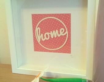 Home papercut