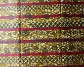 African Cloth Cotton Fabric For Dressmaking and Craft Making/Ankara Print Sold By The Yard162165236483