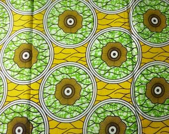 African Clothing Fabrics Mitex Holland Block Wax Print Fabrics For Sewing/Ankara Sold By Yard 152195171933