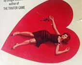vintage pulp fiction book the valentine victim by dougal mcleish