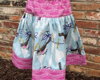 Dont let the birds do the dishes! Twirl skirt