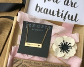 You Are Beautiful...Curated Valentine Gift Box