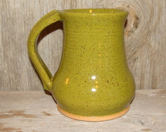 16 oz. Olive Green Coffee Cup