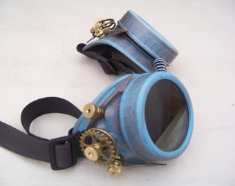 Steampunk Goggles- Engineer