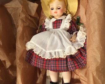 "Madame Alexander McGuffey ANA 13"" Doll"
