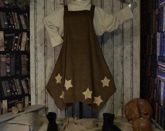 Linen,Plus sizes- US 18 - 24 , UK 20 - 26,Flattering tunic/jumper,pinafore,corduroy