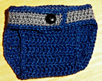 Ravenclaw Diaper Cover (movie)