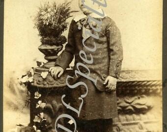 Sizzlin Summer Sale Warner G, Arthur R, Edward H, Children of John W S Earnshaw 1835 – 1891 Antique Photographs