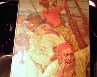 Treasure Island Vintage Robert Louis Stevenson