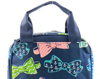 Bow Tie Lunch Bag