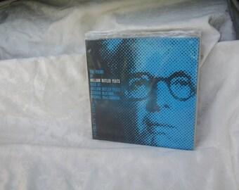 """Recorded Arts Record Vinyl Album """"William Butler Yeats Reads William Butler Yeats"""" NM+ Vinyl Rare Find!"""
