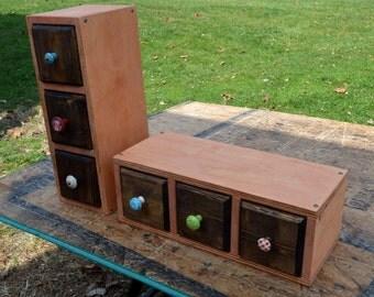 Modular Apothecary Box Set