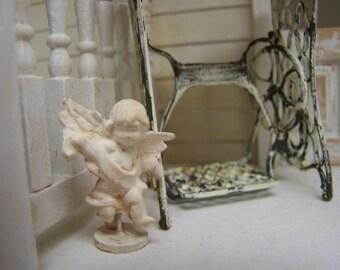 Dollhouse Miniature Angel