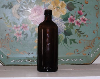 Antique Owens Company Apothecary Medicine Bottle