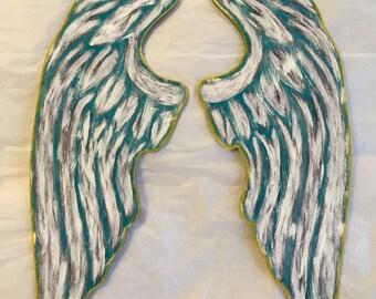 """14"""" angel wings"""