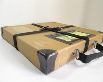Vintage Film Reel Shipping Box / Film Case