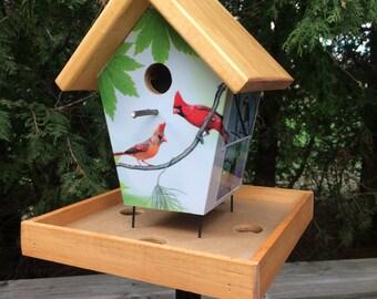 Cardinals Feeder