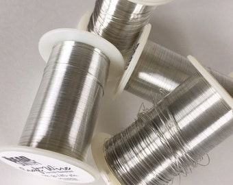 28G Brass Wire, Wrapping Wire, 40YDS