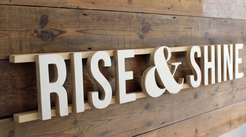 rise and shine - photo #35