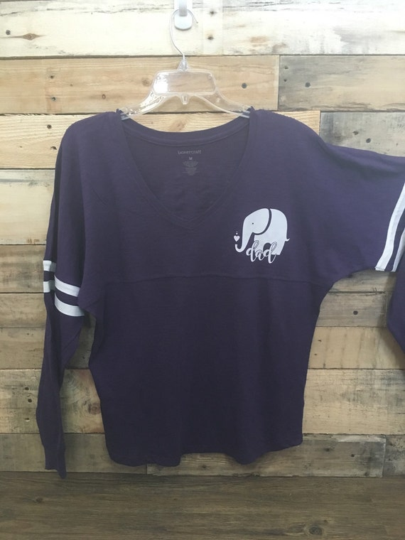 Customizable Spirit Jersey for Alzheimer's Awareness